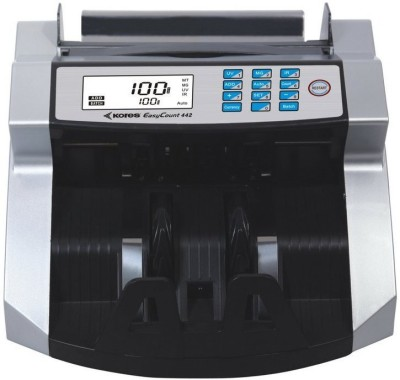 Kores Easy Count 442 Currency Counting Machine Note Counting Machine(Counting Speed - 900 notes/min)