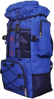 Kouzi Tracking Bag Travelling Bag Hiking Rucksack Backpack - BLUE Rucksack  - 75 L(Blue)