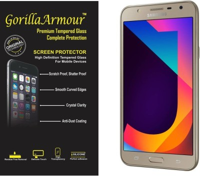 Gorilla Armour Tempered Glass Guard for Samsung Galaxy A7 2016 Edition, SM-A710F