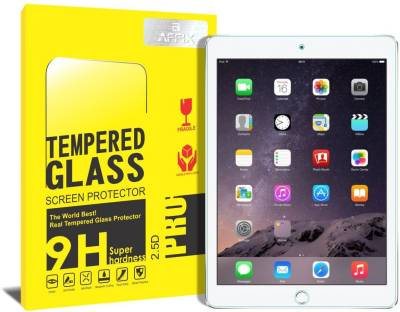 Affix Tempered Glass Guard for Apple iPad Air, Apple iPad Air 2, Apple iPad Pro Image