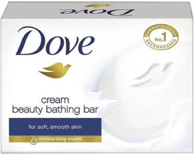 Dove FOR SOFT , SMOOTH SKIN ( IMPORTED )(4 x 25 g)