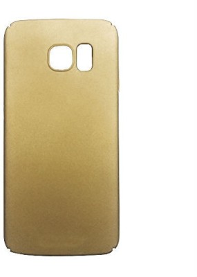 GadgetM Back Cover for Samsung Galaxy S7 Edge Gold
