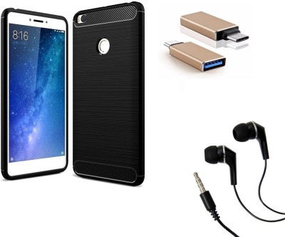 Mocell Case Accessory Combo for Xiaomi MiMax 2 Black