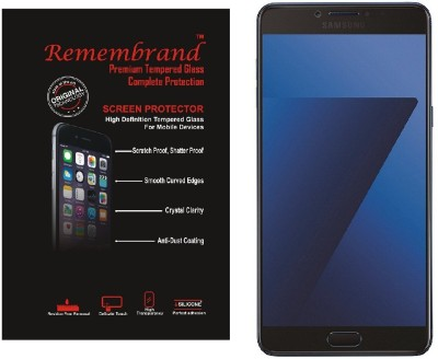 Remembrand Impossible Screen Guard for Apple iPhone 8 Plus(Pack of 1)