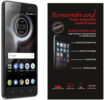 Remembrand Impossible Screen Guard for Lenovo K6 Note