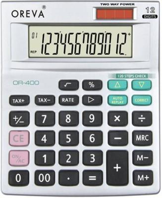 Oreva OR400 Basic Calculator (12 digit) Basic Calculator(12 Digit)