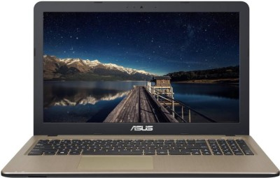 Asus APU Quad Core A8 - (4 GB/1 TB HDD/Windows 10 Home) X540YA-XO106T Laptop(15.6 inch, Chocolate Black, 2 kg)