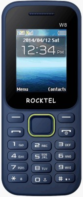 Rocktel W8(Blue & Yellow)