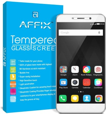 Affix Tempered Glass Guard for Samsung Galaxy A7 2016 Edition(Pack of 1)