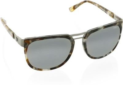BMW Wayfarer Sunglasses(Multicolor) at flipkart