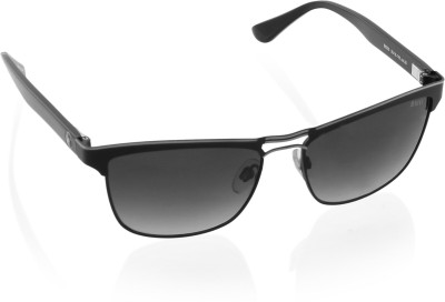 BMW Wayfarer Sunglasses(Grey) at flipkart