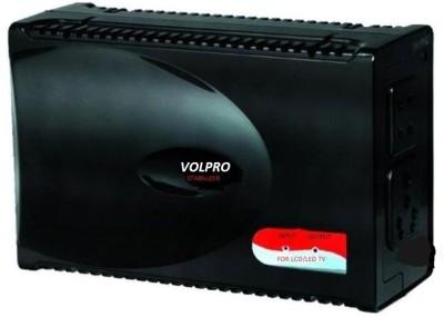 VOLPRO Lcd / Led Tv / Smart TV Voltage Stablizer Black