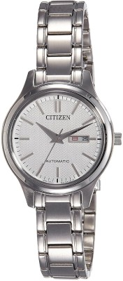 Citizen PD7140-58A Analog White Dial Women's Watch (PD7140-58A)