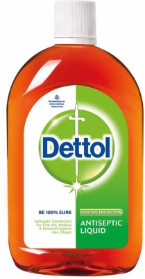 Dettol Effective Protection Antiseptic Liquid (60ML)