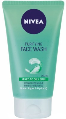 Nivea Purifying Face Wash(150 ml)