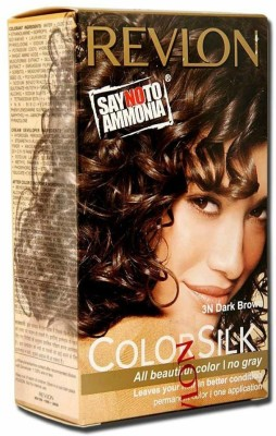 Revlon Colorsilk Hair Color, Dark Brown 3N Hair Color(Dark Brown)