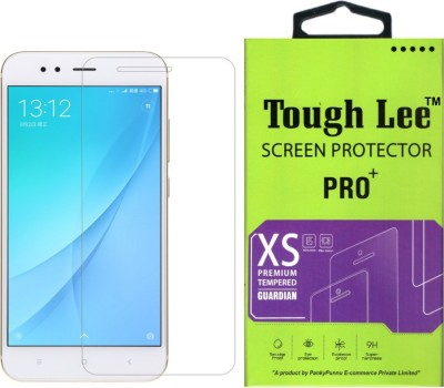 Tough Lee Tempered Glass Guard for Mi A1(Pack of 1)