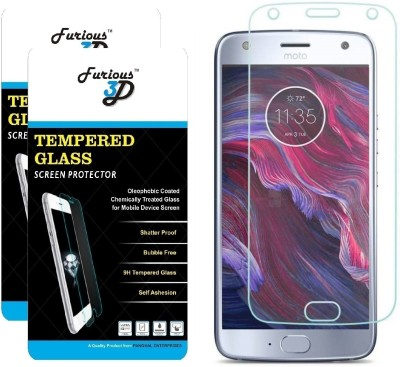 Glasgow Tempered Glass Guard for Motorola Moto X4
