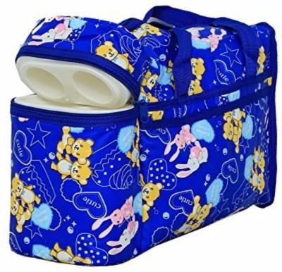 Guru Kripa Baby Products Smart Baby Warmer Bag Navy Blue Baby Diaper Bag Navy Blue Guru Kripa Baby Products Diaper Bags