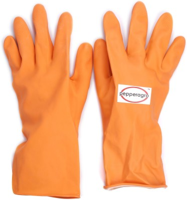 Pepper Agro Solid Protective Men & Women Gloves