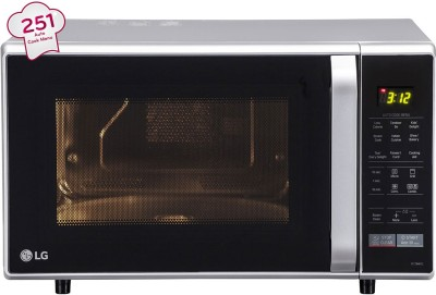LG Mc2846SL 28-Ltr Convection Microwave Oven Silver
