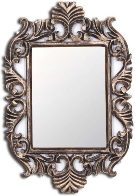 VAS Collection Home VASCH0009 Decorative Mirror(Square) at flipkart