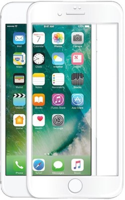 Chappie Moustache Edge To Edge Tempered Glass for Apple iPhone 6(Pack of 1) at flipkart