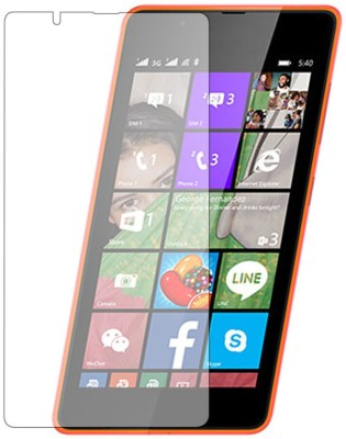 AMETHYST Tempered Glass Guard for Microsoft Lumia 540(Pack of 1)