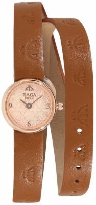 Titan 95075WL01 Masaba Watch  - For Women