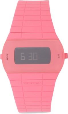Fastrack 68001PP02J Casual Digital Black Dial Women's Watch