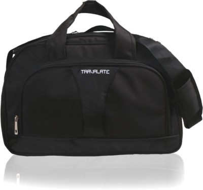3628d8003a27 45% OFF on Travalate Duffle Bag Black 45 liters