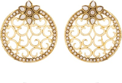 Luxor Designer Alloy Stud Earring at flipkart