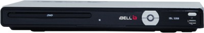iBELL IBL 3288 3 inch DVD Player(Black)