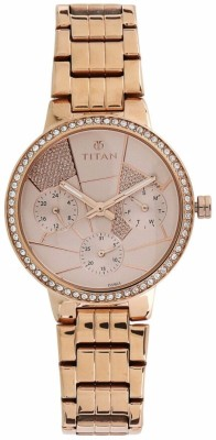 Titan 95058WM02 Whimsy Analog Watch For Women