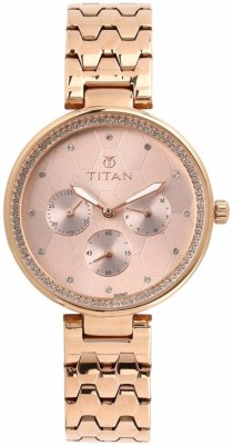 Titan 95059WM01 Whimsy Analog Watch For Women