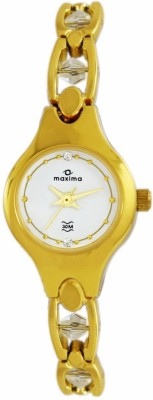Maxima 41352BMLY  Analog Watch For Women