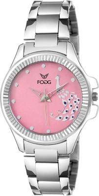 Fogg 4044-PK Modish Analog Watch For Women
