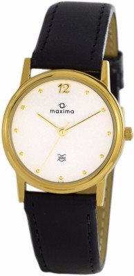 Maxima 05175LMGY  Analog Watch For Men