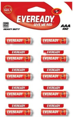 Eveready Give Me Red AAA  Battery(Pack of 10)