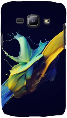 Snapdilla Back Cover for SAMSUNG Galaxy J1, Samsung Galaxy J1 4G, Samsung Galaxy J1 4G Duos, Samsung Galaxy J1 J100F J100FN J100H J100H/DD J100H/DS J100M J100MU(Multi Colour Modern Art Abstract Paint Animated Mobile Cover, Plastic)