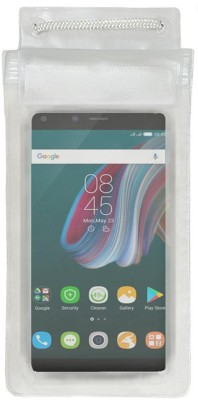 ACM Pouch for Infinix Zero 5 X603 Transparent, Waterproof, Silicon