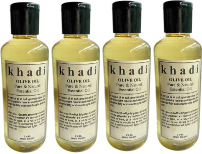 Parvati khadi Olive Oil Pure & Natural Essential Oil(840 g)