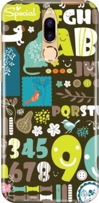 Noise Back Cover for Honor 9i(Multicolor, Plastic) Flipkart