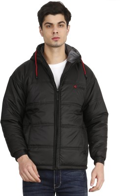 Ojass Full Sleeve Solid Men Jacket
