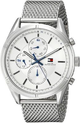 Tommy Hilfiger TH1791128  Analog-Digital Watch For Men