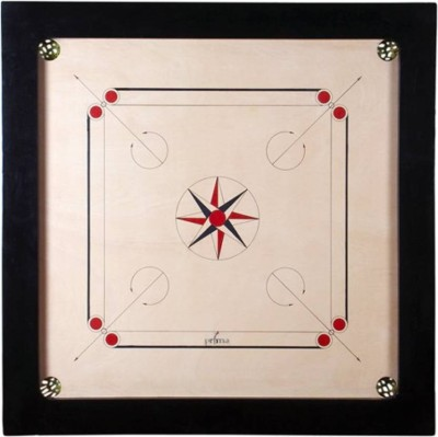 OSEL VR3 SPORTS SMALL 18 inch Carrom Board  (Multicolor) 5 cm Carrom Board(Multicolor)  available at flipkart for Rs.758