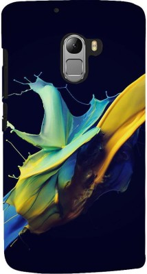 Snapdilla Back Cover for Lenovo K4 Note, Lenovo K4 Note A7010a48, Lenovo Vibe K4 Note, Lenovo Vibe X3(Multi Colour Modern Art Abstract Paint Animated Mobile Cover, Plastic)