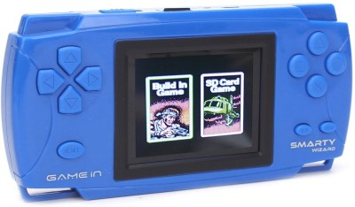 Mitashi Mitashi Game in Smarty Wizard Gaming Console (Blue) NA GB with 800 In- Built(Blue)