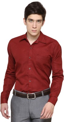 The Mens Stop Men's Solid Casual Shirt