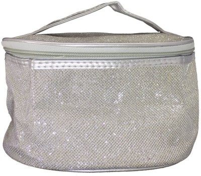 Bagaholics Cosmetic Pouch Silver